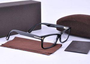 نظارات كاملة الحافة TF5146 النظارات حالة وصفة طبية عالية الجودة fullet الصغيرة الخالص الإطار النقي للجنسين الكلاسيكية بالجملة 2020 baist