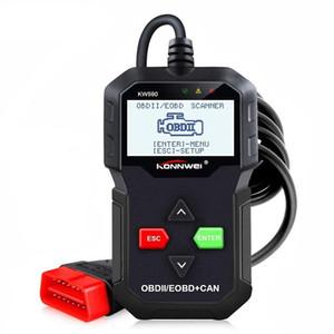 Konnwei KW590 OBD2 EOBD Car Universal Diagnostic Scanner Code Reader