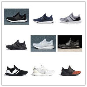 Ultra Boost 3.0 4.0 black and white multiple colors Primeknit Oreo CNY blue gray men and women running shoes ultraboost sneakers