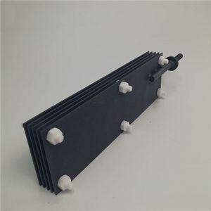 Ánodo de titanio para calentador de agua Protección anticorrosiva ICCP Protección catódica Ánodo de titanio tubular MMO para la venta