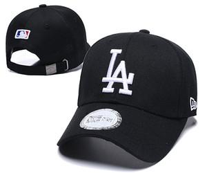 Новая мода LA бейсболки вышивка хип-хоп кости Snapback шляпы для мужчин женщин регулируемая Gorras унисекс шапка оптом