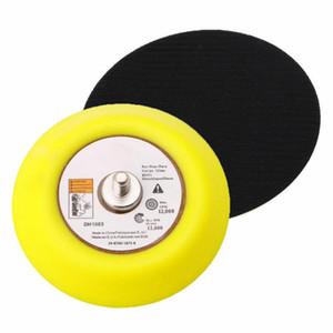 Nuovo Loop disco abrasivo spugnetta abrasiva domestica 2/3 / 5inch lucidatura Sander Backer Piastra Sonnecchiando Hook