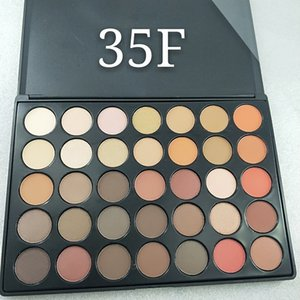 Drop shipping maquillage brand makeup eyeshadow 35color makeup Eyeshadow Compact MATTE EYE SHADOW palette