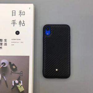 Casi del telefono di marca del progettista superiore di qualità per il caso della copertura del telefono di iPhone X XS XR Xs Max 7 7plus 8 8plus 003