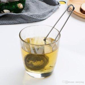 Maglia Colino Da Tè In Acciaio Inox Tè Infusore Riutilizzabile In Metallo bustina di Tè Filtro Sciolto Foglia Verde colino per tazza teiera Teaware
