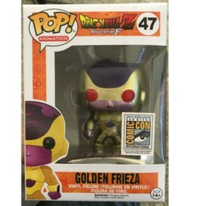 Nouveau design Dragonball Z # 47 d'or Freezer Funko Pop Vinyl Figure Toy Dragon Ball Brand New
