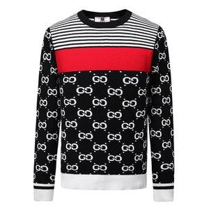 2019 Mode Hommes Designer Tricot pull à capuche Femme Sweat-shirt à manches longues de luxe à capuche Hip Hop Pull Apparel