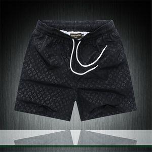 Mens Designer Summer Shorts Pants Fashion 4 Couleurs Lettre Imprimé Cordon Shorts 2019 Relaxed Homme De Luxe Pantalon De Jogging