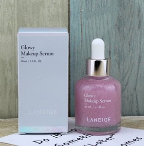 Serum Makeup New 2019 Laneige Glowy Makeup Boosting Serum Moisturized With Healthy Glow 30ml Dhl Free Shipping