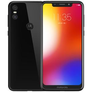 "Оригинальный Motorola P30 Play 4G LTE мобильный телефон 4GB RAM 64GB ROM Snapdragon 625 окта Ядро Android 5,86"" 13 Мпикс Fingerprint ID Smart Mobile Phone"