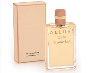 Francia Allure Perfume 100ml Eau De Toilette Profumo donne lungo Lasting EDP Natural Spray profumo liquido DHL libera il trasporto