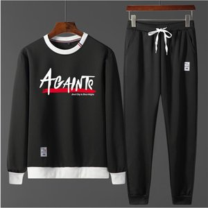 Designer Tracksuit Mens Letter Print Sweat Suits spring Autumn Brand Mens Jogger Suits Hoodie Jacket + Pants Sets leisure women Sports Suit