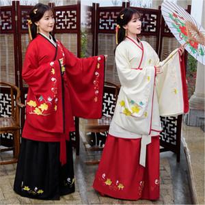 Costume chinois traditionnel fée élégante robe TV Film performance de scène porter des femmes Hanfu Costume ancienne robe de princesse chinoise