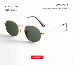 2019 овальный круглый дизайнер солнцезащитные очки градиент женщины бренд дизайнер зеркало солнечные очки UV400 солнцезащитные очки старинные оттенки люнеты де солей женщин RD3547 очки