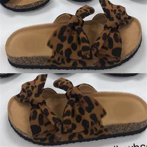 Summer Sandals Women 2020 Shoes Woman Sandals Fashion Slippers Bowknot 5 Colors PH-CFY20051532