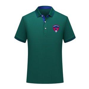 clermont Hommes Polo d'été des hommes d'affaires Casual Hauts de sport hommes course à manches courtes formation Polo Shirt Vêtements Polos Polos Homme