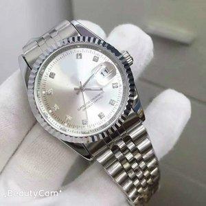 2020 neue Paar 36 Uhr 41MM Dial Mode Damen Uhr der Luxuxmänner automatische wathces Sport Classic Lady Kleid Armbanduhren