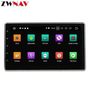 4 + 64G Android 9.0 Universal Car Stereo DVD-Spieler GPS-GLONASS-Navigation für /// Kia / Multimedia-Player Auto-DVD
