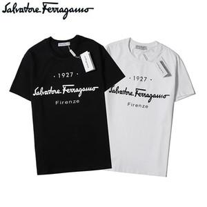 camisa dos homens do desenhista designer camisetas verão t casuais mens algodão de manga curta cobre T imprimir homens camiseta hip hop T- op