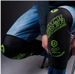 Mtb Bmx Motocross Corrida de joelho Guardas de protecção Motorcycle Sports Protector Pads Rodilleras moto Knee Pads Skate engrenagem Leg