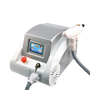 Heiße Einzelteile! 1000w Touchscreen Nd yag Laser Schönheit Ausrüstung Narbe freckle Entfernung Narbe Akne Tattoo-Entferner