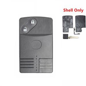 Смарт-карта Remote Key Shell Case Кнопка FoB для MAZDA RX8 Miata