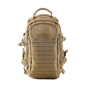 Mochila mochilas mochila saco de corte a laser Molle PALS saco de ovo de dragão 25L saco de desporto trekking mochila caminhadas sacos ao ar livre tático