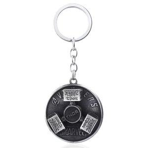 حقائب الحرب الأزياء والمجوهرات تدوير ثور المطرقة سلسلة المفاتيح إنفينيتي العالم المظلم مفتاح مكتشف حلقة مفاتيح مجوهرات اكسسوارات