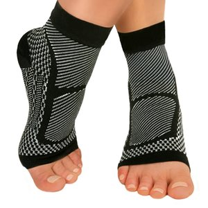 Ankle Brace Relieves Achilles Tendonitis Plantar Fasciitis Foot Sock with Arch Support Reduces Swelling Injury Recovery for Sports
