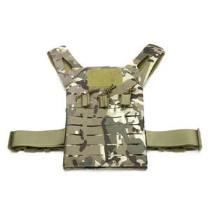 Enfants Army Green tactique de combat Gilet léger Wargame de paintball JPC Gilet Gilets Gilet Outdoor