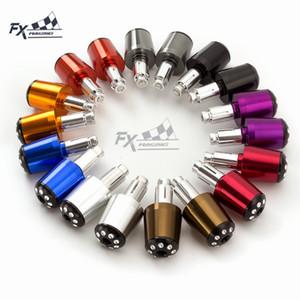 22mm manillar de la motocicleta apretones extremos de la barra Termina Pesos Cap contador enchufes para XMAX XMAX X MAX nmáx 125 200 250 300 400