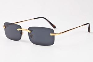 2020 Moda óculos de sol para homens Sports Sun Óculos para mulheres Retro Vintage UV400 Limpar Lens Masculino Feminino vem com caixa