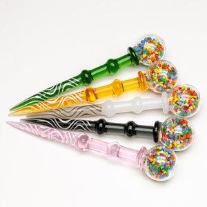 جديد أدوات الزجاج دابر كارب كاب أداة الشمع dab od 25 ملليمتر الرمال أداة ل الكوارتز بانجر الزجاج بونغ التدخين أدوات زينة