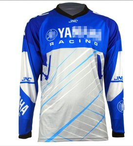YAMAHA long-sleeved T-shirts selling a variety of motorcycle racing apparel men and women custom casual cycling clothes polyester quick-dryi