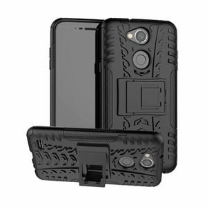 Para lg x power 3 case à prova de choque armadura de silício phone case anti-batida macio tpu capa coque capa shell case