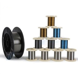 Venta al por mayor de alta calidad GR5 / Ti-6Al-4V Aleación de titanio, níquel, alambre de nitinol de grado médico, Nitinol, alambre de titanio con memoria de forma
