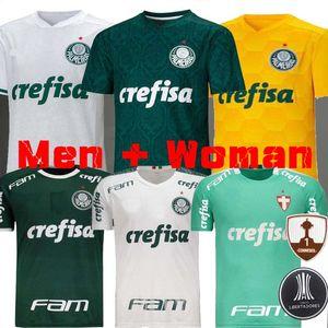 2020 maillots de football Palmeiras 20 21 maison loin 3ème maillot Libertadores L. ADRIANO RAMIRES Dudon MELO G. FELIPE chemises de football SCARPA