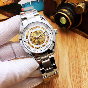 Wholesale new luxury watches RO 40MM stainless steel bracelet men's automatic mechanical watches waterproof