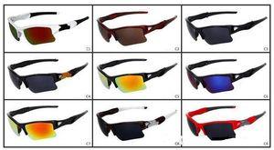 Мода Марка открытый солнцезащитные очки езда спортивные очки горячие солнцезащитные очки УФ-защиты очки Мода Eyewears 9 цветов