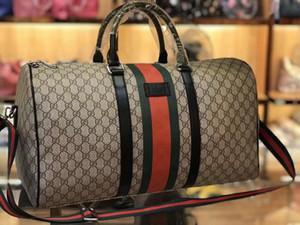 Sacos de bagagem de Viagem Saco de Roupas com Alça de ombro Duffel Bag Carry Pendurado Mala Saco de Negócios de Roupas Vários Bolsos sacos de Compras