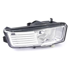 Audi A6 C6 Audi A6C6 Kamyon SUV 09-11 Sis Lambaları için Winsun Ön Tampon Sis Lambası Grille Halojen Işık Şeffaf Lens
