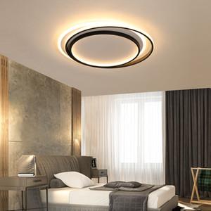 Freies Schiff Lustre Deckenleuchter für Wohnzimmer Schlafzimmer Runde Verdunkelung LED Kronleuchter für Zuhause Schlafzimmer