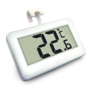 베이비 룸 수송선 냉장고 냉동고의 필수 들어 아기 디지털 LCD 온도계 온도 측정기 W / 자석 후크