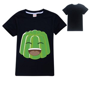 Youtube Me Contro Te T Shirt Kids Girls T-Shirt Summer Baby Boys Cotton Tops Toddler Tees Short Children Cartoon Jelly Clothing Y200704