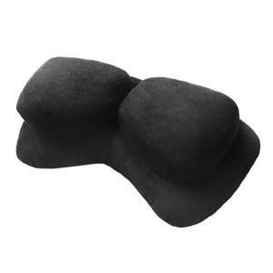 Аксессуары для интерьера автомобиля защита шеи подушка 2 в 1 Твин подушка замша 4 сезона универсальный, 1 шт подушка отдыха подголовник авто