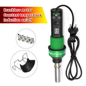 Rework Station 1pc Portátil 220V Hot carabina solda Blower Dispositivo de calor ajustável com controle de temperatura DIY Ferramenta Heat Gun