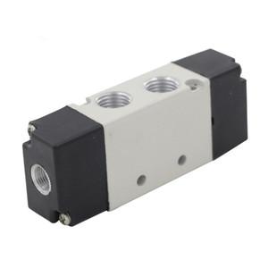 G1 / 4 AIRTAC-Luftventil 4A220-08 5 Wege pneumatische Luftsteuerungsmagnetventil-Einlassauslasse 1/4