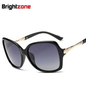 Sun Glasses Ma'am New Pattern Polarized Light Sunglasses Gradual Change Polarized Light Drive Sunglasses gafas