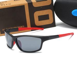 Marca óculos escuros de grife para homens e mulheres Ciclismo Óculos Água Sport Classic Óculos Designer pesca Toldos Equitação Óculos