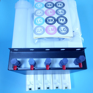 bon système d'encre en vrac quanlity avec puce de réinitialisation automatique T6941-T6945 pour imprimante epson surecolor SC-T3000 SC-T5000
